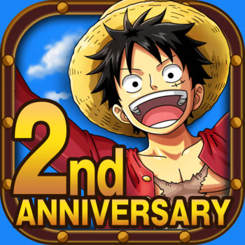 ONE PIECE TREASURE CRUISE - Form your own pirate crew and set sail for adventure! Use the simple tap controls to pull off powerful combos! The world of One Piece awaits you! -An All-New Battle System Made Just for Your Smartphone!- ONE PIECE TREASURE CRUISE features intuitive tap controls that'll have you sending foes flying in no time! Tap your characters at the right time to form combos and deal massive damage! What's more, each character possesses unique special abilities that make battles even more exciting! Re-enact thrilling showdowns from the original story using your favorite One Piece characters! -Relive Your Favorite Moments from the One Piece Storyline!- The tale begins in Windmill Village, where a young Luffy has his fateful encounter with Red-Haired Shanks.