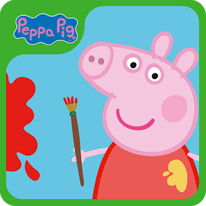 Peppa Pig: Paintbox - Peppa\'s Paintbox is a drawing application designed specially for Peppa fans! It brings together traditional drawing tools and some magical surprises that little ones will love. You can draw straight onto canvas or choose a background or character to color in. Peppa and George will pop in from time to time to see how you are getting on and once you are done drawing, you can have your very own exhibition at Peppa\'s school! Features: 7 paintbrush colors 7 paint tin colors 39 character and prop stickers 10 animated stickers 6 magical drawing tools 3 Peppa backgrounds 3 characters to color in Eraser Choose to play with Peppa or George Exhibition space on the wall at Peppa\'s school Save your drawing to camera roll No adverts, no in-app purchases, just lots of painting fun!