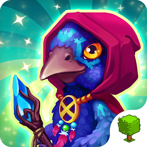 Pet Heroes: Puzzle Adventure - Welcome to the magic saga and exciting world of Pet Heroes, where the air is filled with magic and mysteries, and the creatures of five elements fight for their place under the Moon.Invite the most mysterious mythical creatures and pets from around the world to your city. Raise and train future heroes who will help you go through the most exciting journeys of your lifetime. Grow your kingdom from a small farm village into a flourishing city, which will become home to your pet heroes, many different beings – from sea dwellers to majestic dragons.- Over 100 mythical creatures which you will need to find and draw to your side in a captivating arcade.- Large amount of space for expansion. Improve the level of your characters and buildings in order to unlock all of their possibilities and raise an unbeatable team of heroes.- Clear the level and save your creatures and win together! Challenge yourself to this puzzling saga, unlocking more and more 3 in a row quests.- Several hundred quests in the world full of magic, with new fantastic adventures available every week.- Your magic pets team will help you win in the puzzling 3 in a row battles against your enemies - Awesome gameplay: your own Kingdom that can be built from scratch and filled with unique magical heroes. Develop several islands, make your own farmlands, or create mighty artifacts.- Superior graphics and animation will allow you to enjoy every detail of your lands and heroes.- Opportunity to play with your friends and compete in hundreds of tournaments with other players.------------------------------- Pet Heroes Puzzle Adventure main features: • Diamonds, exploding bombs, chest boxes and much more  • Spectacular bonus rewards unlocked after levels  • Easy and fun to play challenges  • Magical pets and creatures of all varieties - puppies, rabbits and many more!  • Hundreds of pet puzzling levels - more quests added weekly! • Leaderboards to watch your friends and competitors!