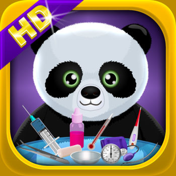 Pet Vet Doctor Salon Games for Kids (Boys & Girls) - Play doctor and help out these crazy, cute little pets!!These crazy pets need your help, and you can do it!! Have fun!