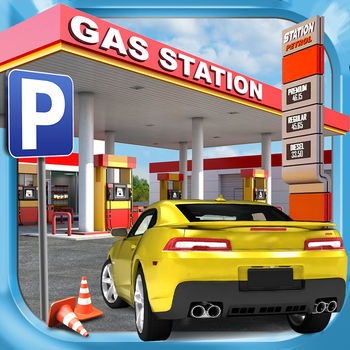 "Petrol Station Car Parking Simulator a Real Road Racing Park Game - Drive and Park a wide variety of different vehicles at the Service Station! Stop for gas at the pumps. Clean your car through the Car Wash. Or just pop into the store to take a break! Try your hand at controlling all kinds of vehicles including cars, trucks and busses, all with their own unique handling and driving challenges. _____________________________MASSIVE GARAGEFeaturing Sedans, SUV's and Sports Cars, a Tow Truck, Fuel Tanker Truck, Tour Bus and even tow a Caravan. Drive and park this massive selection of vehicles at the beautiful inter-city gas and service center._____________________________GAS IT!How quickly can you pass the missions? Each vehicle requires a different approach to completing the courses in the quickest time. See how you compare in the online leaderboards and improve your rank and driving skills!_____________________________FREE TO PLAYThe main game mode is 100% FREE-to-Play, all the way through, no strings attached! Extra game modes that alter the rules slightly to make the game easier are available through In-App Purchases. Each mode has separate GameCenter leaderboards to make for totally fair online competition!_____________________________GAME FEATURES	? Drive 7 unique vehicles including Cars, Trucks, Caravans and a Tour Bus!? Improve your driving skills and learn to park a wide range of vehicles? 100% Free-2-Play Missions? Includes Buttons, Wheel and Tilt controls and MFi Game Controller Support? Multiple cameras including a First Person drivers eye view  ? Runs on anything from (or better than) the iPhone 4, iPad 2, iPad Mini & iPod Touch (4th Generation)-------------------------------------------------From the creators of ""The Best Parking Games on the App Store"" (a comment given by many of our happy players!). See our other games for many more exciting Parking Simulator games!"