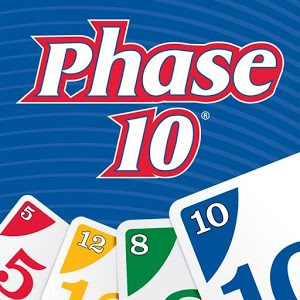 Phase 10 - Play Your Friends! - The official Phase 10 App on Google Play!The Phase 10 card game is now in the Google Play Store! Play against your friends and complete your ten phases first, just make sure you don't fall behind.Features: · The official Phase 10 App for Google Play· * NEW * Multiplayer· The full game is now completely free!· High resolution graphics!· 9 different opponents to choose from!· Play easy, medium, or hard opponents!Play one of the best-selling card games of all-time on the go! Fans of exciting and challenging card games have been playing Phase 10 for more than 30 years. Now you can take your game to the next phase anytime, anywhere!=====================================Follow us on Twitter and Like us on Facebook!www.twitter.com/magmicwww.facebook.com/magmic=====================================