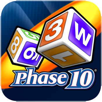 Phase 10 Dice™ Free - Download the official Phase 10 Dice™ Free App! Upgrade to the full version of the game to play all 4 game modes!Shake up your life with Phase 10™ Dice Free, officially licensed by Mattel™. It's an exciting twist on your favorite family card game. Shake your phone and roll the dice to try to complete your phase. Just be careful because you only have three rolls to do it! The first player to complete all 10 Phases with the highest score wins! Game Features: - The official Phase 10 Dice™ App for your iPhone / iPad / iPod Touch. - Simply shake your device to roll and tap the dice to complete your phase. - 3D graphics and animations for eye-popping game play. - 1 of 4 exciting game modes. Upgrade to the Full version for Speed Run, Style Run, and Hyper 10 mode!- Compete against 3 opponents or try to top your own personal scores. - Facebook and Twitter integration. Phase 10 Dice™ shakes up your life with an exciting new twist on the classic family card game! ===================================== Follow us on Twitter and Like us on Facebook! www.twitter.com/magmic www.facebook.com/magmic =====================================