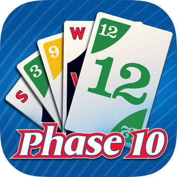 Phase 10 Free - Play Your Friends! - The official Phase 10 App on iTunes!The Phase 10 card game is now in the iTunes App Store! Play against your friends or play in solo mode. Race your opponents and complete your ten phases first, just make sure you don't fall behind.Features: · The official Phase 10 App for iOS· * NEW * Game Center multiplayer· * NEW * The full game is now completely free!· High resolution graphics!· 9 different opponents to choose from!· Play easy, medium, or hard opponents!Play one of the best-selling card games of all-time on the go! Fans of exciting and challenging card games have been playing Phase 10 for more than 30 years. Now you can take your game to the next phase anytime, anywhere!=====================================Follow us on Twitter and Like us on Facebook!www.twitter.com/magmicwww.facebook.com/magmic=====================================