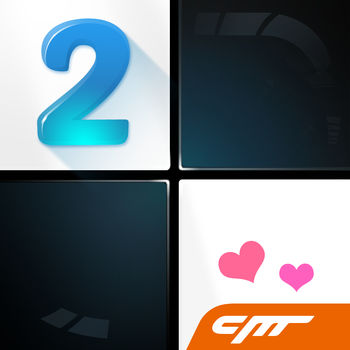 Piano Tiles 2™(Don't Tap The White Tile 2) - Pianotiles2™ is a popular game that has 600 million players around the world.Valentine\'s Day special version, 3 original songs! Which offers you an unique Valentine!In 2016, we have added pop music and new instruments. Slider tiles and Competition of Masters are also presented. The interface is more simple with more fonction such as favorites which simplifies the research of music. This is a better version of Piano Tiles 2 with more splendid music, better gaming experience and more excited hand speed competition. Come and try!Game features: • Finish your achievements to get more diamonds and coins. • Brand new slider tile gamplay brings you more exciting gaming experiences.• Master\'s challenge kicks off! Reach the peak experience of speed challenge.• There are more albums and songs of various styles. • You can add songs to your favorite, play both classical and pop music to enrich your playing experience. • New interface and new song lists make it easier to choose songs.• Compete with friends and global players• Log in with Facebook and share data on multiple devices• Enjoy a brand-new level of sound qualityGame rules: Tap on the black tiles while listening to music. Avoid the white ones! Hurry now! Enjoy classical and pop music, challenge your friends, improve your tapping speed!. Compete with your friends and speed up your fingers! Support: Are you having problems? Send email to gpfeedbackpt2@gmail.com or contact us in game by going to Settings > FAQ and Support.For users of iPhone 6s, 6s Plus, 7 and 7 Plus, if your system is above iOS 10, you may have lags and your touches may not be identified. We will resolve the problem asap. Once it occurs, you can try to turn off the 3D Touch in auxiliary of phone settings. Thank you for your support!Business Cooperation: Cheetah Mobile is now sincerely inviting all the amazing mobile game developers globally to achieve mutual success! we are looking forward to the great games! Contact us on: publishing_cmplay@cmcm.com Privacy policy:http://www.cmcm.com/protocol/site/privacy.html