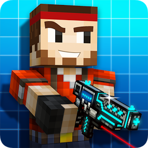 "Pixel Gun 3D (Pocket Edition) - Try Pixel Gun 3D in MULTIPLAYER MODE with Cooperative, Deathmatch & Deadly Games!  Also it is a cool modern block world shooter with singleplayer campaign and survival arena.  This is a pocket edition for mobile devices. Now you have a perfect chance to battle with your friends, classmates and colleagues or anyone else around the world! You can create and customize your character using a special skins maker and then show off on the battlefield!  It is an awesome pocket FPS shooter for all kinds of players! *** MULTIPLAYER MODES***  Deathmatch mode benefits:  • WORLDWIDE and local.  • unique maps of various shapes and sizes.  • Varied weaponry, ranging from Magic Bow, Combat M16 Rifle, Golden Desert Eagle and Lightsaber to the simplest things, in case you want to butcher someone with a knife.  • Up to 8 players in one game.  • Now chat is available! Talk with friends right in the battle! • Challenging and exciting experience that can really get you hooked!  *** COOPERATIVE MODE ***  Cooperative mode features:  • Up to 4 Players in one game.  • Chat is available as well! • 8 special maps. • Hardcore gameplay.  • Coins as a prize for top results.  *** SURVIVAL CAMPAIGN ***  In this story mode your character is ""face to face"" with hordes of zombies attacking you from all sides. A lot of enemies from cops & robbers to nurses and swat members! You have to wipe them out otherwise you are doomed!  Your only task is not an easy one - to whack all the monsters. Don\'t let the seeds of fear grown in your head. If you survive all the attacks of the dead, you\'ll face an EVIL ZOMBIE BOSS in this mod. Having made mincemeat of him, you open the portal to the next battlefields! Start your combat.  New cool features in a campaign mode:  • A new training camp for first-timers.  • More detailed graphics.• New cool maps like a Forest full of seeds. • Cool new songs• More challenging gameplay: now you are not able to pass through enemies & different mobs. Watch out for narrow passages and lanes! There you almost have no chance to get out alive!  Make up your mind about the gun (though you may prefer a bow or a knife) and polish your killing skills! Perform at your best and share your high score on Facebook and Twitter!  Main Features of a campaign mode:  • Wide choice of arms, such as Colt, Heavy machine gun, AK47, MP5, and many others.  • A lot of absolutely different maps.  • Many types of zombies and enemies.  • Awesome HD pixel graphics with dynamic light.  • Breathtaking sound effects and songs. Use headphones for maximum fun!  • Cool fun on the age of PC FPS shooters.*** SKINS MAKER ***  Now you can make your OWN SKIN and USE IT IN THE MULTIPLAYER GAME!Thank you for all the comments and advices, we really appreciate it. In this version we tried to fulfill your wishes. Wait for the next updates with new cool features!  ——————————————————————————————————This is not an official Mojang app. RiliSoft is not associated or connected with Mojang AB and its game Minecraft - Pocket Edition. Minecraft is a trademark of Mojang AB and it is not endorsed by or affiliated with the creator of this game or its licensers."