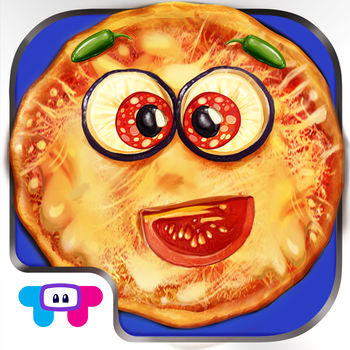 Pizza Crazy Chef - Make, Eat and Deliver Pizzas with Over 100 Toppings! - >>> Make the Most Awesome & Delicious Pizzas Ever - Over 100 Toppings! >>> Create Gourmet Pizza Pies & Send them Scooting with the Delivery Guy >>> Work at the Pizza Shop, Eat & Decorate Pizzas with Funny Faces Kids, it's time to grab your pizza aprons and pepperoni, we're gonna create some amazing and totally insane pizzas! With more than 100 toppings to choose from including dozens of vegetables, meats, cheeses, herbs & spices, seafood, fruit and even candy toppings - this pizza maker app is beyond awesome! Make the pizza dough from scratch and stretch it out. Then mix up the homemade sauce, grate some fresh cheese and sprinkle on top and bake the pizza in a brick oven. But keep your eye on the thermometer - you don't want your pizza to burn! Decorate your pizza and make funny and silly faces out of the most awesome toppings. After you're done making, baking and decorating your pizza creation, it's time to eat it, serve it or deliver it!  Yes, that's right, you're going to slice up the pizza at the shop, put in a box and give it to the delivery dude and send your pizza and all of the extra items off for delivery. You can also sit down and eat your pizza, gobble it up and set a fun table with colorful napkins, drinks, and fancy straws. So much to do in this fantastic Pizza Crazy Chef game - you can be baking all day long!  And don't forget to show your creation before you're done to your friends and family too!    What's Inside:> Make pizza dough from scratch, add & mix the ingredients and stretch out the dough with a rolling pin > Add 5 types of flavors to the dough including black olive, tomato, corn, & onion > More than 100 toppings including veggies, cheeses, nuts, fruit, candy and seafood > Make over 30 funny & cute faces with all sorts of cool toppings > Decorate your pizza with dozens of  candy toppings:  jelly beans, M&Ms & more> A Crazy Chef Octopus thermometer tells you when the pizza is ready> Set a fancy table to eat your pizza: 10 types of drinks, 12 colored napkins, 15 colorful straws, 16 fancy types of fruit garnishFeatures:> Spread the tomato sauce with the touch of a finger> Spread toppings by tapping and moving a finger> Touch & drag to mix up the ingredients, stretch out the dough & make tomato sauce> Slide the pizza into the brick oven and control the baking!> Restart button to eat your pizza over & over againABOUT TabTale With over 850 million downloads and growing, TabTale has established itself as the creator of pioneering virtual adventures that kids and parents love. We lovingly produce interactive e-books, games, and educational experiences for children.Visit us: http://www.tabtale.com/ Like us: http://www.facebook.com/TabTaleFollow us:@TabtaleWatch us: http://www.youtube.com/iTabtaleCONTACT US Let us know what you think! Questions? Suggestions? Technical Support? Contact us 24/7 at WeCare@TabTale.com.IMPORTANT MESSAGE FOR PARENTS: * This App is free to play but certain in-game items may be purchased for real money. You may restrict in-app purchases by disabling them on your device.* By downloading this App you agree to TabTale's Privacy Policy and Terms of Use at http://tabtale.com/privacy-policy/ and at http://tabtale.com/terms-of-use/.Please consider that this App may include third parties services for limited legally permissible purposes.