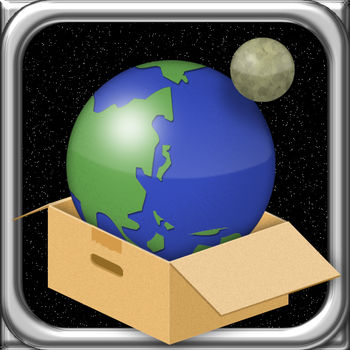 Planet simulation - This game is the 2nd iPhone game for the Web Game Site \
