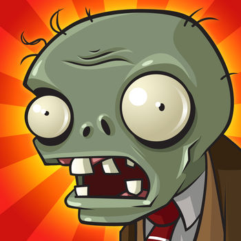Plants vs. Zombies FREE - Get ready to soil your plants as a mob of fun-loving zombies is about to invade your home. Use your arsenal of 49 zombie-zapping plants — Peashooters, Wall-nuts, Cherry bombs and more — to mulchify 26 types of zombies before they break down your door. This app offers in-app purchases. You may disable in-app purchasing using your device settingsWINNER OF OVER 30 GAME OF THE YEAR AWARDS*50 FUN-DEAD LEVELSConquer all 50 levels of Adventure mode — through day, night, fog, in a swimming pool, on the rooftop and more. Plus fend off a continual wave of zombies as long as you can with Survival mode!NOT GARDEN-VARIETY GHOULSBattle zombie pole-vaulters, snorkelers, bucketheads and 26 more fun-dead zombies. Each has its own special skills, so you\'ll need to think fast and plant faster to combat them all.SMARTER THAN YOUR AVERAGE ZOMBIEBe careful how you use your limited supply of greens and seeds. Zombies love brains so much they\'ll jump, run, dance, swim and even eat plants to get into your house. Open the Almanac to learn more about all the zombies and plants to help plan your strategy. FIGHT LONGER, GET STRONGEREarn 49 powerful perennials as you progress and collect coins to buy a pet snail, power-ups and more.GROW WITH YOUR GAMEShow off your zombie-zapping prowess by earning 46 awesome achievements and show off your zombie-zapping prowess.COIN PACKSNeed coins for great new stuff? Buy up to 600,000 coins right from the Main Menu.*Original Mac/PC downloadable game.Be the first to know! Get inside EA info on great deals, plus the latest game updates, tips & more…VISIT US: eamobile.com FOLLOW US: twitter.com/eamobileLIKE US: facebook.com/eamobileWATCH US: youtube.com/eamobilegamesRequires acceptance of EA's Privacy & Cookie Policy and User Agreement.User Agreement: terms.ea.comVisit https://help.ea.com/ for assistance or inquiries.EA may retire online features and services after 30 days' notice posted on www.ea.com/1/service-updates.Important Consumer Information. This app contains direct links to the Internet