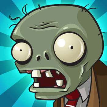 Plants vs. Zombies - The game requires iOS 6 compatible device.Get ready to soil your plants as a mob of fun-loving zombies is about to invade your home. Use your arsenal of 49 zombie-zapping plants — peashooters, wall-nuts, cherry bombs and more — to mulchify 26 types of zombies before they break down your door. WINNER OF OVER 30 GAME OF THE YEAR AWARDS*Plants vs. Zombies™ was spawned from the fertile minds that created Bejeweled®, Peggle®, Zuma® and Bookworm®. Game Features:50 FUN-DEAD LEVELSConquer all 50 levels of Adventure mode — through day, night, fog, in a swimming pool, on the rooftop and more! Replay levels in the all-new Quick Play arena.NOT YOUR GARDEN-VARIETY GHOULSBattle zombie pole-vaulters, snorkelers, bucketheads and more. Each has its own special skills, so you\'ll need to think fast and plant faster to combat them all.SMASHING FUN Try to survive all 9 unique levels as you battle zombies hiding in vases. It\'s smashing fun!SMARTER THAN YOUR AVERAGE ZOMBIEBe careful how you use your limited supply of greens and seeds. Zombies love brains so much they\'ll jump, run, dance, swim and even eat plants to get into your house. FIGHT LONGER, GET STRONGEREarn 49 powerful perennials and collect coins to buy a pet snail, power-ups and more.GROW WITH YOUR GAMEEarn 44 awesome achievements and show off your zombie-zapping prowess.COIN PACKSNeed coins for great new stuff? Buy up to 600,000 coins right from the Main Menu.MORE COOL FEATURES- Full Retina display support—zombies have never looked prettier.- Compatible with iOS 4 multi-tasking.- Loads of performance enhancements and bug fixes.*Original Mac/PC downloadable game.Discover More Plants vs. Zombies Fun:Follow us on twitter.com/PlantsvsZombiesFind us on www.facebook.com/PlantsversusZombies More Apps from PopCap:BEJEWELED®  – Match sparkling gems in the world's #1 puzzle game.SOLITAIRE BLITZ™ – Discover a whole new world of Solitaire in this fast-paced treasure hunt!PEGGLE® – Clear the orange pegs in this epic blend of luck and skill.BOOKWORM® – Feed your appetite for fun in THE brain-tickling word puzzle game.CHUZZLE® – Slide and match cute, cuddly — and surprisingly explosive — furballs.BEJEWELED® BLITZ – Enjoy one minute of endless gem-matching awesomeness.POPCAP MAKES LIFE FUNFollow us on twitter.com/PopCap Find us on facebook.com/PopCapVisit us at PopCap.com