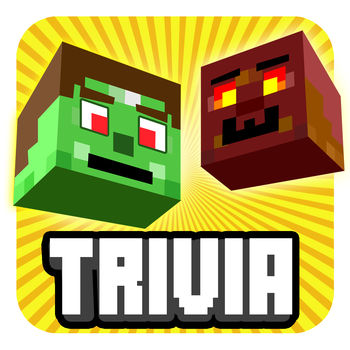 Pop Quiz Trivia - for Minecraft fans the best word guess game! - Do you love playing Minecraft? If so, just how big of a fanatic are you?  Coming from a Minecraft expert, I thought I would share my Minecraft knowledge in this fun and unique UNOFFICIAL trivia game!Have fun answering questions and guessing images ALL based on the game we all adore and love MINECRAFT!I bet you can\'t conquer the Fanatics category!