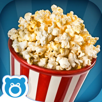 Popcorn Maker! by Bluebear - Make your own Popcorn from scratch, like you would at the movies! This is the newest and funnest Popcorn maker app on the App Store.Use a Popcorn Maker Machine just like they do at the movies. Add your popcorn kernels, and get poppin\'!Even choose from a range of movie style popcorn buckets!Once your finished scooping your fresh popcorn, try adding some flavor with your favourite Candy Sugar Coatings! Create some crazy colorful popcorn!Once your done, your almost ready for the movies. Just add some melted butter, some candy sweets to go with your popcorn, and a couple of bucket decorations...then your ready to EAT!So what are you waiting for...Start making POPCORN today!IMPORTANT MESSAGE FOR PARENTS: - This App is free to play but certain in-game items may be purchased for real money. You may restrict in-app purchases by disabling them on your device.- By downloading this App you agree to Bluebear\'s Privacy Policy: http://www.bluebear.ie/privacy.html- Please consider that this App may include third parties services for limited legally permissible purposes.