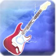 Power Guitar HD - Be a guitar legend by playing your licks on this realistic rock and heavy metal electric guitar. Suitable for experts and beginners. You will find Power Guitar HD simulator as an intuitive and useful tool to learn accompaniment chords, play with your friends, make your jam sessions just using your cell phone or tablet. With its great design, you will feel like a genuine guitar player only with your fingers, as it was a guitar pick. Experience the most advanced techniques in Heavy Metal, such as palm mute, vibrate, slide or harmonics without the need of an amp.It can be the ideal complement for Drum Solo HD, to improvise an small band full of rhythm.Features:- A lot of songs to learn to play the electric guitar- Record your session tracks and show it to your friends later.- Tap frets on the fretboard to play power chords.- Interface in HD.- Pack of real distorted sounds recorded with studio quality and some multi effect units, using thrash, heavy metal and blues sounds, with reverb, compression/sustain and delay effects. The output of the multi effect units have then passed through a high gain valve amplifier.- Hold down the Palm Mute pedal to apply the effect on the notes you play.- Hold down the Solo pedal, playing on any fret of a string, and that note will sound with a slight vibrato- Tap the pick to play a pick slide.- Tap the Tremolo Vibrato bar to play an artificial harmonic.- 8 frets for 5th and 6th string (you have available all the chords).- Perfect for jamming.- Visual labeling of the notes, so that beginners can easily learn to play tabs.- Short delay (note: depending on your device memory and speed).Join us on Facebook:https://www.facebook.com/Batalsoft-393859114012583