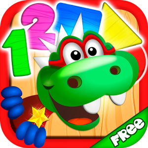 "Preschool basic skills, shapes - Shapes, colors, counting games, numbers, basic skills… With ""Dino Tim"" kids in preschool age (3, 4, 5 and 6 years old), primary school and kindergarten will learn with no effort while having fun.The educational games are entirely translated into English but, if you wish so, you can also use Tim the Dino to learn Spanish, French, Italian... You only need to switch languages!It suits perfectly to every age although it's specifically suggested for kindergarten, preschool and primary school (3-8 years).Enjoy the adventure!Some funny witches have abducted Tim's family. Become a superhero and help him rescuing them!Thanks to the good witch, you will be able to fly and collect figures that will allow you to do magic and turn the witches into animals!!Children will experience an exciting adventure, solving puzzle games with colors and geometric shapes, running, counting, flying, learning, jumping and doing magic to unblock all the dino-characters and all game modes.EDUCATIONAL TARGETS:- Learn to recognise geometric shapes: square, circle, rectangle, triangle, pentagon and rhombus.- Learn to count numbers (1-10) with counting games for kids- Enhance speed, attention and psychomotoricity with the color recognizing game: red, green, blue, yellow, etc.- Learn first words, letters, consonants and vowels (literacy -abc-) in a fun manner in his native language (English).- Start learning a foreign language (Spanish, French, Italian…) for kindergarten, preschool and primary school children (3-12 years old).- Resolve educational puzzles about different geometric shapes and numbers: squares, circles, rectangles, triangles, trapeziums and rhombuses.- Learn and enhance coordination and fine motor skill in youngsters.- Develop visual perception of different shapes, numbers and objects in motion.- Develop attention and concentration in kids in preschool age and elementary school.Our development studio, EducaGames, has wide experience in developing educational games and apps that combine learning and fun.Are you looking for free educational games for your children to learn and enjoy at the same time?So don't miss it and download the free educational games: Dino Tim!Web: http://dinotim.com/Google Plus: https://plus.google.com/+DinotimAppFacebook: https://www.facebook.com/dinotim.net/Twitter: https://twitter.com/DinoTimApp"
