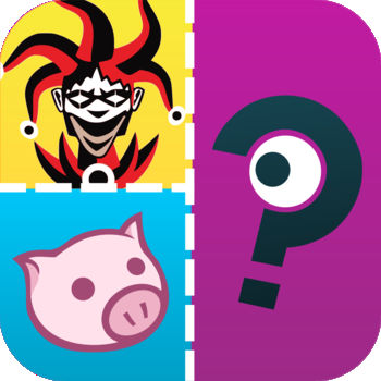 QuizCraze Characters - guess what's the hi color character in this mania logos quiz trivia game - A fun and addicting game! Have fun guessing the names of iconic cartoon, video game, and comic book characters – and use hints, skips and your friends along the way to help you conquer levels and climb the LEADERBOARD. GAMEPLAY: The game has tons of levels, and hundreds of character images to guess. Each level consists of 12 characters, and a new level is unlocked after a player correctly guesses 8 of 12 associated character names. Additional points and achievements are earned for correctly guessing all character names in a level.GAME CENTER: The game offers tons of Game Center achievements to unlock, and has a LEADERBOARD on which players compete for global ranking. Better be fast – the quicker you answer, the more points you will be awarded! HINTS AND SKIPS: The game enables players to use hints and skips to help answer questions. Hints can be earned by answering questions correctly and skips are awarded for completing certain tasks. SOCIAL: Players also have the opportunity to ask their friends for help on Facebook and Twitter by uploading an album cover and asking friends to comment. Legal Disclaimer:All characters, images, icons, trademarks, and copyrights are the property of their respective owners. We make no claim to and do not have any rights to any of the foregoing.