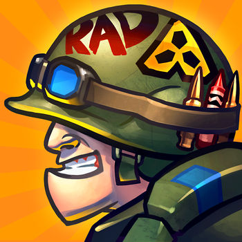 "RAD Soldiers - ** RAD Soldiers supports – iPhone 4, iPad 2, iPod Touch v5 and higher **""Massively entertaining"" – PocketGamer, 9/10, Gold Award *App Store Editor's Choice and #1 Strategy or Board Game in 99 countries*RAD SOLDIERS 'AND 1/3' UPDATE! Snappy Quick game option, new Collectable Card system, a simplified store and more.Holy Falling Rockets! Build a squad of fearless Soldiers and throw them into explosive, turn-based battles to capture the mysterious missiles plummeting from the skies. Combine outrageous abilities with sneaky tactics as you fight against friends and in single player missions around the globe.WarChest and the award winning multiplayer developer Splash Damage (Enemy Territory™, Batman: Arkham Origins™) invite you to join over 4 million RAD Soldiers players around the world.BE THE BOSSBuild an unstoppable team and lead them to victoryCONQUER THE WORLDBlast your way through dozens of single player missionsPUMMEL FRIENDSPut the boot into friends and strangers onlineGET TACTICALUse the unique abilities of your Soldiers to turn the tide of warUNLOCK AWESOMECollect new Soldiers, weapons, and outfits to hone your gameTAKE YOUR TIMEPlay whenever, wherever thanks to turn-based gameplayPLAY AWAY ONiPhone 4, 4S, 5, 5C, 5S, 6, 6 PlusiPad2, 3rd & 4th gen, Air, Air 2, Mini, Mini Retina, Mini Retina 2iPod Touch 5th gen -----------------------------What our players are saying –5 / 5  ""This is the best turn-based online multiplayer game you will find. And believe me, I have searched.""5 / 5  ""The most exciting & entertaining strategy game both in graphics and gameplay, my favourite one!""5 / 5  ""So much fun. Who reads in the bathroom anymore?""To be kept up to date with all of the latest RAD Soldiers news, be sure to Like WarChestGames on Facebook, Follow us on Twitter & Subscribe on YouTube:http://www.Facebook.com/WarChestGames http://www.Twitter.com/WarChestGameshttps://www.youtube.com/user/WarChestGamesWarChest and RAD Soldiers and their respective logos are trademarks or registered trademarks of Warchest Limited. All rights reserved. Enemy Territory is a trademark of id Software in the U.S. and/or other countries. Batman: Arkham Origins is trademark of Warner Bros. Entertainment Inc. in the U.S. and/or other countries. All other trade marks are the property of their respective owners. Warchest, RAD Soldiers and its developers are not associated with or endorsed by any of the foregoing. The existence of any event, third party brand, image, name, likeness, logo or trade mark is coincidental and implies no such association with or endorsement."