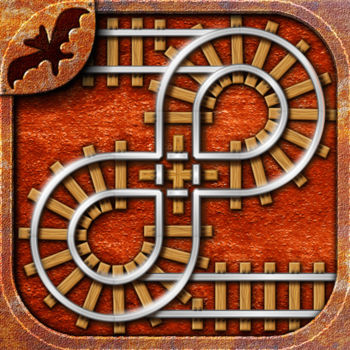 "Rail Maze : Train Puzzler - Rail Maze is the latest game by Spooky House Studios - creators of big hits: Bubble Explode and Pumpkin Explode. Solve 100+ of challenging and unique puzzles, build railroads, bomb through obstacles, escape PIRATES on rails. Have a lot of fun with this new and unique puzzle game. Features: * 100+ puzzles * Tunnels * Bombs * PIRATE trains * Super long trains * Global online scoreboards by Scoreloop * 4 game modes: LABYRINTH - Puzzle, BUILD RAILROAD - Action, SNAKE - Action, LONGEST RAILROAD - Puzzle Action Get Rail Maze now!PRESS REVIEWS:""Rail Maze is an amazing puzzle game that will give you so many different options, youll be busy playing it for hours"" – AppAdvice.com""The biggest one is the change of art style, which – as you can see from the comparison screens below – is more honed and cowboy-like""- PocketGamer.com\"