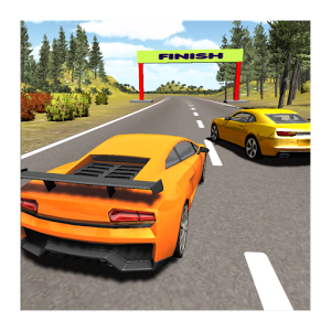Rally Racer 3D - Hop into your car and start a rally race.