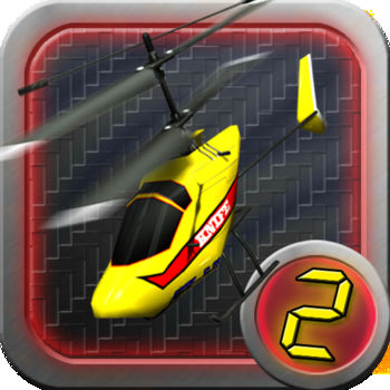 RC Heli 2 - GO GET RC HELI 3  ITS FREE:  http://ethv.co/RCHeli3• RC Heli 2 comes with 3 Helis (4Ch Heli and 3Ch Helis), free flight and 7 races in race mode.• All new combat mode and 2 combat helis are available for in-app purchase.• 7 more 3ch and 4ch helis AND 2 UFOs are also available for purchase.• UFOs: Cruiser 4 Ch UFO and an Alien Tech 4 Ch UFO.• Race Mode: Race through the 3 story house as fast as you can, collecting each successive coin.• Free Flight: Master your flying as you explore the house.  Can you find the secret passage?• Combat: 6 missions and 2 combat helis.  Shoot the targets and toy soldiers and tanks.  Look out for missile turrets.• 3 Camera Angles: Enjoy flying in 3rd person, 1st person or fixed camera mode.• Controls: All 4 heli control schemes are supported.  Hit puase button in game then go to settings to pick your control scheme.• Accelerometer: You can also choose to fly with the accelerometer in place of one of the sticks.• Beautifully composed music written and performed by Davide Cecchi.Check out RC Heli 2!
