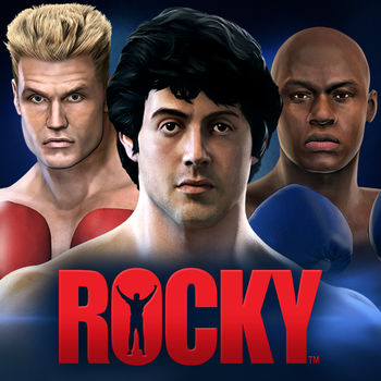 Real Boxing 2 ROCKY - Take fighting to the next level in Real Boxing 2 ROCKY™ - the first authentic ROCKY experience for mobile! Fight as legendary Rocky Balboa and challenge Apollo Creed, Clubber Lang, Ivan Drago among many others to become World Champion! Ready for Round 2? ------------------------