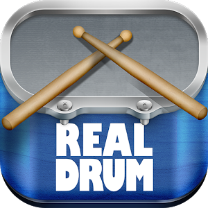 Real Drum - REAL DRUM is a free application for Android that simulates a real drum on your mobile/tablet screen. To play it, just drumming your fingers on the pads of the drums and the sound is played simultaneously. A fun, light and easy to use application. Ideal for those who want to study or play drumming without making much noise or taking up much space. You do not need to know drumming, Real Drum comes with 60 lessons rhythms with tutorial for you to learn to play. Also comes with 33 songs to play along, and still allows you to track songs live. For example, you can give the play a music from your library and accompany its on drums. The application has samples of acoustic percussion. Sounds recorded with studio audio quality. But if you want to change the sound of your battery, you can swap crashes and add percussion instruments. You can also change the arrangement of the pads, adjusting your best way to play. Features of Real Drum: * Multitouch* 13 drum pads* 23 realistic drum sounds* Studio audio quality* 60 examples of rhythms with tutorial mode* 33 backing track songs* Record mode* Complete acoustic drum kit* Export your records to mp3* Works with all screen resolutions - Cell Phones and Tablets (HD Images)* FreeThe app is free, but you can remove all advertisements buying a license! Try the best drums of the Google Play! Made for drummers, percussionists, professional musicians, amateurs or beginners!