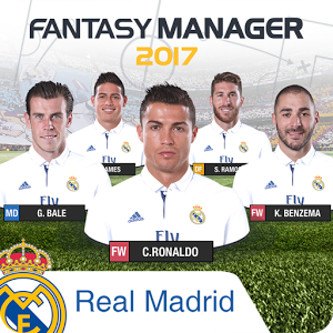 Real Madrid Fantasy Manager'17 - REAL MADRID FANTASY MANAGER 2017: the new edition of the MOST ADDICTING mobile Manager has arrived! Lead the best team of the 21st century and defeat thousands of users.