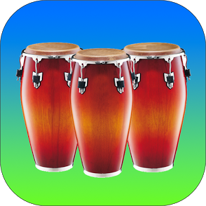 Real Percussion - Real Percussion - Percussion to AndroidThe most fun experience in drumming to Android!Drum pad with latin percussion sounds.Play Congas, Bongos, Timbales, Block, Cowbell and Tambourine. To play live music.Features:* Multitouch* A complete percussion set* 12 realistic drum sounds* Studio audio quality* A perfect real percussion set* Instruments like Congas, Bongos, Timbales, Block, Cowbell and Tambourine* Record mode* Play in loop * Rename recordings* Works with all screen resolutions - Cell Phones and Tablets (HD)* FreeAlso, you can remove all ads buying a key!The best percussion on the Google Play!For drummers, percussionists, musician, performers and artists!