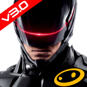 "RoboCop™ - ****NOTE: THE IPOD TOUCH 4TH GEN IS NOT SUPPORTED****Welcome to the official game of RoboCop the movie. In 2028 Detroit, when Alex Murphy, a loving husband, father and good cop is critically injured in the line of duty, the multinational conglomerate OmniCorp sees their chance for a part-man, part-robot police officer.  Join the OmniCorp program to become RoboCop, the ultimate law enforcement officer! Battle human crooks, robot enemies and learn how to defend the citizens from the corrupt streets of Detroit.Start your training now!Shoot your way through console-quality training simulations Use drone strikes to take out large groups of enemies Save human hostages and capture informantsBattle aggressive robot enemies from the film, like the EM-208 and the ED-209Upgrade your weapons and robotic suit to the latest technology that OmniCorp has to offer Scan your targets with body heat vision to find their location and weak pointsROBOCOP (2014) © 2013 Metro-Goldwyn-Mayer Pictures Inc. & Columbia Pictures Industries, Inc. ROBOCOP is a trademark of Orion Pictures Corporation. © 2013 Metro-Goldwyn-Mayer Studios Inc. All Rights Reserved.PLEASE NOTE:- This game is free to play, but you can choose to pay real money for some extra items, which will charge your iTunes account. You can disable in-app purchasing by adjusting your device settings.- This game is not intended for children.- Please buy carefully.- Advertising appears in this game.- This game may permit users to interact with one another (e.g., chat rooms, player to player chat, messaging) depending on the availability of these features. Linking to social networking sites are not intended for persons in violation of the applicable rules of such social networking sites.- A network connection is required to play.- For information about how Glu collects and uses your data, please read our privacy policy at: www.Glu.com/privacy- If you have a problem with this game, please use the game's ""Help"" feature."