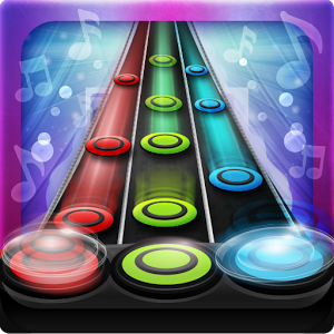 Rock Hero - Rock Hero is the ultimate music-rhythm style game that will test your skills to play the guitar and follow the rhythm of the music. This game including 9 songs which you can play them in 3 different difficulties. Also you can choose songs from your mobile device for even more fun! Hit the notes at the right time to get the highest score!Features:• 3 different music styles.• 9 incredible songs.• 3 difficult levels• Global scores!• Cool graphics and effects!• Better controls and gameplay!