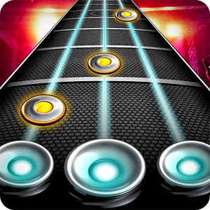 Rock Life - Guitar Legend - The best guitar free game that lets you play with amazing 3D guitars, testing your skills to follow the rhythm of the music.Start your own band, invite your friends, tune your voice, get the best guitars and instruments, tap to win millions of fans! Rock Life is the first mobile game that lets you be the rock star and compete with live players from around the world to be the rising star of the music charts!---- Create the greatest band in the world! With a super addictive combination of upgrades, recruitments and fast play, Rock Life is a rock n\' roll music game that lets you manage an entire band and at the same time put your music skills to the test by playing concerts, recording albums, making music videos and much more, all with perfectly balanced gameplay. » PRO GUITARS IN 3D – Collect hundreds of exclusive, amazingly detailed guitars entirely in high definition 3D. Get upgrades and customize each guitar in your studio. » PLAY ONLINE IN REAL-TIME – Play against your facebook friends or against opponents from the same category to climb up the rankings of the best bands in the world. Revenge and steal fans from other bands and earn more resources to finance your success and be a great idol.» CREATE YOUR OWN BAND – Hire musicians, buy instruments, and invite your friends from Facebook to be a part of your band. Make a tour, win fans and get rich, just like a real rock star.» RULE THE WORLD – Just like a real band, you'll start small in your hometown and then grow to conquer the country and the continent. Finally, you'll play epic song concerts to conquer the world. Make it happen! ---- PLEASE NOTE: Rock Life is completely 4 free to play but some in-game items can be purchased with real money. You can turn-off the payment feature by disabling in-app purchases in your device's settings. Visit www.zeeppo.com, like us on Facebook and send us your feedback and suggestions!