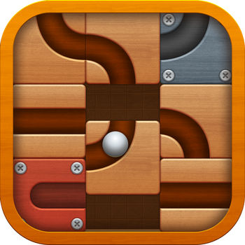 Roll the Ball™ - slide puzzle - Here comes new BRAIN TEASERS from the maker of Block!, Pipe Lines : Hexa & Words Crush: Hidden Word!.Roll The Ball: slide puzzle is a simple addictive unblock puzzle game, keep you playing it!Do you like the game genres as below? Great! Roll the Ball has all the elements. ;)• Sliding Puzzles, Just move and move!• Puzzle Games, Thought-provoking fun.• Brain Teasers, Test yourself. Exercise your brain.• Escape Games, Can you get out? Let\'s go.• Hidden Object Games, Find the hidden path.• Physics Puzzler, Physics-based gaming.• Match-3 Puzzle, Easy to learn but hard to master.• Retro Games, Revisit the classics• Rule the Rotation, Spinning games.• Exam Prep & Tutoring, Practice makes perfect. Train you brain to active mind.• Family Puzzle Games, Enjoy the game with you family.Move the blocks with your finger to create a path for moving the ball to the red GOAL block. But riveted blocks can\'t be moved. Are you ready to play? Download and start solving puzzles now!FEATURES• SLIDING PUZZLE: An essential is for the adult to kids of all ages.• TONS OF EPIC LEVELS: You can enjoy the game enough.• NO TIME LIMIT: Play at your own pace.• NO WIFI? NO PROBLEM! Games you can play offline.• MORE VARIATIONS: Moving, Rotation mode to challenge & Star mode to relax.• USEFUL IN-GAME FUNCTIONS:-- RESTART: Just restart a level quickly.-- UNDO : Have a mistake? Don\'t worry, just put it back.-- HINTS : It\'s a good friend. Of course, it may be wrong.• GET 7 DAILY BONUS & GIFTS: The Santa may give gifts to you. Check a message box often.• ANNOYING ADS? NO PROBLEM! Buy AD FREE(USD 1.99) or Participate in ads improvement program by in-game Email.• OPTIMIZED to App Store-- Support both iPhones, iPads & iPod Touches-- Support both 32 & 64 bit DEVICES.-- LEADERBOARDS & ACHIEVEMENTS from Game Center.NOTES• Roll the Ball contains the ads like banner, interstitial, video and house ads.• Roll the Ball sells In-app products like AD FREE, Hints and level packages.E-MAIL• contact@bitmango.comHOMEPAGE• http://www.bitmango.comLike us on FACEBOOK• https://www.facebook.com/BitMangoGamesLet\'s ROLL THE BALL. Let\'s CRUSH THE PUZZLE. lol