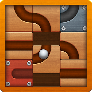 Roll the Ball™ - slide puzzle - More than 70 M downloads worldwide.