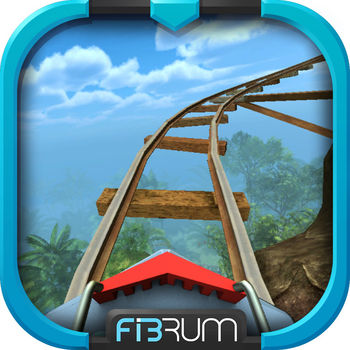 Roller Coaster VR - Ride a deserted roller-coaster amidst a tropical island. See the fabulous dream of Virtual World.Please look at the lever to start the virtual attraction.Requires VR glasses (headset) FIBRUM www.fibrum.com