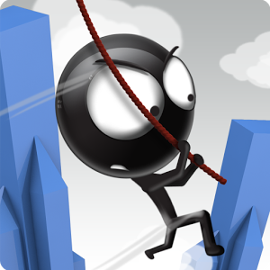 Rope'n'Fly 4 - Rope\'n\'Fly 4 is the sequel to the best selling game, Rope\'n\'Fly, with millions of players worldwide.