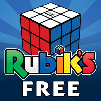Rubik's® Cube Free - The Official Rubik's Cube App is now FREE! Play the #1 best-selling toy of all time now on iOS!Play anywhere, anytime on the most authentic digital representation of the Rubik\'s® Cube available. Flick, spin, and solve the classic 3x3x3 Rubik\'s Cube just like you would the real cube!Tired of playing with the classic cube? There are 5 new themed cubes to try! Play with the natural Wooden Cube, challenge yourself with the difficult Icon Cube, and discover the intriguing Mystery Cube.Download the ONLY mobile Rubik\'s Cube approved by Erno Rubik (Inventor of the Rubik\'s Cube)!Game Features:• The ONLY officially licensed Rubik\'s Cube game on iTunes • Real cube feel! Spin, twist, and flick to maneuver and solve like you would the real cube!• 5 all new cubes to try: The Mystery Cube, Fruit Cube, Iron Cube, Mystery Cube, and Neon Cube!• Keep track of your times and compete on the leaderboard!• More coming soon!===================================== Follow us on Twitter and Like us on Facebook for Rubik\'s Cube Updates!www.twitter.com/magmicwww.facebook.com/magmic=====================================
