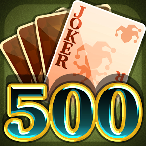 Rummy 500 - Rummy 500 is the BEST Rummy game created for Android. Rummy 500 offers four levels of difficulty, 4 unique game modes as well as extensive statistics tracking. It is an unparalleled game play experience!Now with Facebook integration! Personalize your game, earn experience with every game, never lose your statistics! Your statistics are now stored in the cloud and shared between all your devices.Features:• Realistic gameplay and graphics• Intuitive single player gameplay• 4 difficulty options• 4 game modes: Regular, 3-Player, Team Play and Persian.• Extensive Statistics, including games and hands breakdown.• Facebook integration - personalize your game and save your progress.• 5 unique themes to customize your game play experience!