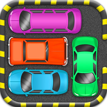 Rush Traffic - Unroll Crazy Block Path Jam Puzzle - This is the original sliding block Traffic My Car puzzle.MAIN FEATURES:+ Four difficulty levels – easy, medium, hard, expert+ Measures your score against your Personal Best and the Perfect Score+ Solve button to see how it's done+ Quick and easy Tutorial+ Keeps history of \