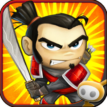 "Samurai vs Zombies Defense - Optimized for the iPhone 5!NOW WITH ALL-NEW ZOMBIE RISING GAME MODE! PLAY AS THE ZOMBIE SAMURAI AGAINST YOUR FORMER ALLIES!Play as the heroic Samurai and defend your village against hordes of attacking zombies! Recruit allies and build defenses to stop them!STRATEGIC GAMEPLAYset up your defenses against hordes of zombies!WORK WITH ALLIESget some help in the store with farmers, warriors, archers and much more!WIN BIG IN MINI GAMESplay Pachinko to earn rare items!UPGRADE YOUR SAMURAI: Become more powerful by acquiring better weapons, defenses and magical abilities!PLEASE NOTE:- This game is free to play, but you can choose to pay real money for some extra items, which will charge your iTunes account. You can disable in-app purchasing by adjusting your device settings.- This game is not intended for children.- Please buy carefully.- Advertising appears in this game.- This game may permit users to interact with one another (e.g., chat rooms, player to player chat, messaging) depending on the availability of these features. Linking to social networking sites are not intended for persons in violation of the applicable rules of such social networking sites.- A network connection is required to play.- For information about how Glu collects and uses your data, please read our privacy policy at: www.Glu.com/privacy- If you have a problem with this game, please use the game's ""Help"" feature."