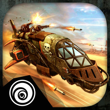 "Sandstorm: Pirate Wars - Discover a sci-fi action RPG set in a post-apocalyptic desert world inhabited by fearsome pirates and mutant scavengers. ""The combat is suitably fun, strategic, and tense, and the world is a genuine joy to explore. There\'s a Fallout mixed with Pirates aesthetic here, and it really draws you in.""-Pocket GamerAs the Captain of a flying Sand-Cruiser battleship, you are a bold survivor in lands ruined by war, pollution and nuclear fallout. Sandstorm: Pirate Wars features an epic single player story set in the not-so-distant future, an online PvP battle arena, a formidable arsenal of weapons, and a fleet of hover ships armored like tanks!~~~~~~~~~~~~~~~~~~~~~~~~~~~~~~~~~~~~~~~~Fight Real-Time Pirate Arena Battles~~~~~~~~~~~~~~~~~~~~~~~~~~~~~~~~~~~~~~~~• Defeat pirates from around the world on Local and Global Leaderboards• Plunder defeated enemies to find resources to customize and upgrade your fleet • Complete daily Pirate Arena missions for extra loot• Invite your friends and crush them in PvP battle~~~~~~~~~~~~~~~~~~~~~~~~~~~~~~~~~~~~~~~~Create and Modify Powerful War Machines~~~~~~~~~~~~~~~~~~~~~~~~~~~~~~~~~~~~~~~~• Choose from a huge variety of weapons including Lasers, Drones, Mini-Guns and Cannons• Strategically select combat systems to destroy your opponents tactically• Upgrade your weaponry with materials obtained from exploration and salvage• Customize your Ship by swapping out pieces and changing skins~~~~~~~~~~~~~~~~~~~~~~~~~~~~~~~~~~~~~~~~Survive Desert Wastelands~~~~~~~~~~~~~~~~~~~~~~~~~~~~~~~~~~~~~~~~• Journey through arid desert space, gritty suburbs, ruined cities, and more• Encounter treacherous enemies and mysterious allies of different factions• Complete smuggler missions to earn resources to improve your flying Sand-Cruiser• Loot and plunder fallen shipwrecks and discover rare combat SystemsJoin our Community of Pirates!Facebook - facebook.com/sandstormpiratewarsTwitter - twitter.com/sandstormpirateOfficial Forums - bit.ly/ss-forums***AWARD: The Best Music and Sound  2015 from the  Spanish Interactive Arts & Sciences Academy ***Internet connection required for play. Strong Wi-Fi connection recommended for best performance.Game availabe in: English, French, Italian, German, Spanish, Brazilian Portuguese, Russian, Korean, Japanese, Simplified Chinese"