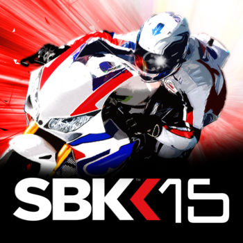 SBK15 - Official Mobile Game - With over 4.5 million downloads under its belt and the support of passionate fans worldwide, the SBK Official Mobile Game is back for a new season.Join the fray in the 2015 eni FIM Superbike World Championship: pick the bike of your dreams from the biggest brands in the world (Aprilia, Kawasaki, Honda, Ducati, Suzuki, MV Agusta, BMW) and hit the track! Ride shoulder to shoulder with the big guys, such as former champions Tom Sykes and Sylvain Guintoli! Break their records in Challenge Mode or push yourself to the limit in the new Time Attack Mode and don't be afraid to unleash your inner speed demon! Offering cross-platform compatibility and an advanced bike handling model based on player feedback, SBK15 is the next installment to the officially licensed, high-octane motorcycle racer on mobile and features:—	 13 WSBK rounds, including the brand-new Chang International Circuit in Thailand—	 24 elite riders grouped in 14 racing teams —	 4 game modes, namely Championship, Quick Race, Challenge and Time Attack —	 Enhanced physics engine—	 Cross-save and cross-play on iOS and Windows Phone devices —	 Maximum control flexibility, with 9 configurations including gyroscope and virtual controls —	 Realistic 3D graphics with dynamic lighting effectsSBK15 was developed in conjunction with Dorna WSBK Organization to ensure an accurate representation of the white-knuckle Superbike racing style and offer the most realistic motorcycle racing experience on mobile.Universal app compatible with: iPhone 4, iPhone 4S, iPhone 5/5C/5S, iPod touch (5th generation), iPad 2, iPad mini, the new iPad, iPad with Retina display and iPad Air.For any enquiry or support requests, please contact us at: sbk-mobile@dtales.it Check out great videos and more on our Facebook page! https://www.facebook.com/SBKOfficialMobileGame?ref=profileFind out more about the game on the official Web page:http://www.sbkmobile.com/ Follow us on Twitter:https://twitter.com/Digital_Tales