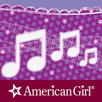 Scene Sounds - Bring your My American Girl Play Scenes to life with this Scene Sounds app! With Scene Sounds, you're the maestro. First, choose one of four unique scenes—Gala, School, Summer, Winter or the Hair Salon. Then name your playlist. Next, enhance the scene with music and sounds to create the perfect sound track. You can even tap the sound buttons to make sound effects on the spot. Playlists can be saved to listen to again and again—or to continue composing later. Use the Scene Sounds app whenever you play with your doll, and let your imagination run free!