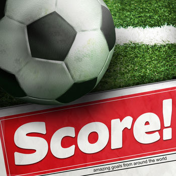 "Score! World Goals - - PocketGamer - Gold Award - ""Score! Classic Goals is a genuine must-buy for the football fanatic."" - Eurogamer.net - App of the Day – ""You\'re never far away from a moment of magic."" - TouchArcade.com – ""World Class"" 4.5/5 - Apptudes.com - ""Score! Classic Goals is not a game to miss."" 4.5/5 - 148apps.com - ""Soccer fans: watch your free time vanish."" 4/5 - Quality Index rating of 8.7! - Metacritic rating of 86! Over 15 million downloads and counting!#1 Game in over 80 countries, including UK, Italy, France, Germany, Portugal, Canada, Netherlands, Russia & Australia#1 Sports Game in over 115 countriesHave you got what it takes to score the match winning goal? Recreate your favourite goals in this unique football based puzzle game. Football fan or not, this app will keep you entertained for hours!*****************************************MASSIVELY EXPANDED GAMEPLAY  Score! World Goals is now truly international in scope and comes packed with even more gameplay. Recreate over 1,000 goals from all over the world, including domestic leagues, European cups and International tournaments. Amateur, Pro & Bonus modes will keep you endlessly engrossed.AMAZING NEW GRAPHICS AND SOUNDScore! World Goals features an overhauled graphics engine which combines with retina displays to make an even more eye-popping, console-like experience than before. Over 500 motion-captured animations guarantee unparalleled levels of authenticity, whilst brand new audio and authentic commentary put you right in the heart of the action.MORE SOCIAL THAN EVER!New multiplayer mode lets you challenge your friends via Game Center. You can also share your achievements via Facebook and Twitter A STREAM OF NEW & UPDATED CONTENTScore! World Goals will stay fresh and exciting with new levels being updated regularly.  There's also a Goal of the Day competition which enables you to rank on the Daily Leaderboard. SUPER INTUITIVE GAMEPLAYScore! World Goals retains the same gameplay that fans have come to know and love, featuring a huge range of challenges to tax the most skilled football player. Players can pass, cross and shoot using the intuitive swipe mechanics whilst controls enable sensational top-corner shots. Smart defensive artificial intelligence will react to shots and passes, making you feel like you're part of the action.*****************************************Exclusive soundtrack provided by Dance à la Plage.We hope you enjoy playing Score! this title wouldn't be possible without valued fan feedback. Follow us on Facebook and Twitter and let us know what you think.This game requires an Internet connection to download initial content.PLEASE NOTE: This game is free to play, but additional content and in-game items may be purchased for real money. To disable In App Purchases, go to Settings/General/Restrictions.Credits can be earned during gameplay or gained by watching videos, but can also be bought in packs ranging from £1.49 - £27.99.This app contains third party advertising. Advertising is disabled if you purchase in game currency from the shop.VISIT US: firsttouchgames.comLIKE US: facebook.com/scoreappFOLLOW US: @firsttouchgames WATCH US: youtube.com/firsttouchgames"