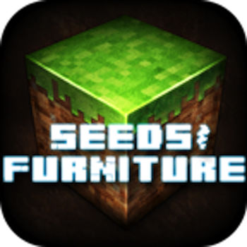Seeds & Furniture for Minecraft - MCPedia Pro Gamer Community! - Welcome to the #1 Community for Seeds & Furniture Ideas! A new way to Share, Discover, and Create the best seeds and furinture ideas for minecraft. Have you ever gotten bored with a map or your house on Minecraft? Ever wanted to explore and create something new, Amazing, or Legendary? This app will provide you with high-quality, tested and reviewed amazingseeds & furniture ideas! Browse a realtime list of seeds and a ton of furniture setups submitted by YOU! The almighty author, with descriptions, images, comments, and ratings! FEATURES -Tons of furniture items to spice up your buildings & your minecraft world! - Every item gives it\'s detailed list of requirements! - Seeds from all three major versions of Minecraft. PC, Xbox and iOS! - Enter all your favorite Seeds & Furniture ideas FREE with REWARDS coming soon!! - Rate & favorite any seed or furniture ideas you discover - Universal app designed for iPhone/iPod Touch AND iPad - New seeds added in realtime no updates needed! - High quality well reviewed on all user submissions! - and much, much more! This is a must have resource for all Minecrafters. A brand new community of Minecrafters to share all your old favorites and all your new creations with. We are aiming to be the largest source for everything Seeds & Furniture for Minecraft Fans and enthusiast! Disclaimer: -This is an unofficial guide for Minecraft. We are not affiliated or related to Mojang. -This app adheres to the terms set out by Mojang -All items, names, places and other aspects of the game described within this application are trademarked and owned by their respective owners. We make no claim to and do not have any rights to any of the foregoing. This application is intended for educational purposes only.