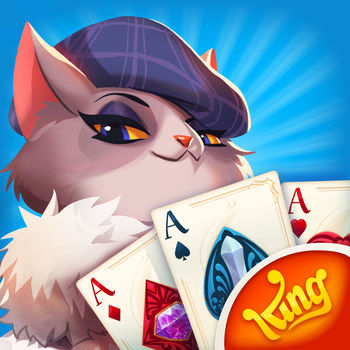 "Shuffle Cats - Play the traditional card game rummy with a multiplayer twist for mobile! Set over the rooftops of 1920's London and hosted by a group of cats, we want you to join our club and play the world at cards!Make your way through the card clubs of Lucky Lane and play against opponents from all over the world, in this brand new live player versus player game!There's no closing time, it\'s never too late and we're always open for business with special live events over the weekends – download now for free, and play the world at cards with Shuffle Cats!Shuffle Cats features:· The classic card game updated for bite-sized fun on the go!· Live, multiplayer games with people from around the world!· Unlock new and exciting challenges that offer inventive ways to play.· Boost your play by using Lucky Charms against your opponent.· Intuitive and highly polished - card games never looked so good!· Lighthearted interaction with other players, using fun chats and live card movement.· Easily sync your progress between your phone and tablet devices.If you love playing Candy Crush Soda Saga or Farm Heroes Saga or you love classic card games like rummy, whist and solitaire, download Shuffle Cats now and discover an exciting new way to play card games for free on your mobile!Visit https://care.king.com/ if you need help!*Brand new!* Feline fun from the Shuffle Cats with all new iMessage stickers! Winning or losing, express your emotions with a little help from Montie, Walter and the 1920's gang.Shuffle Cats does not offer ""real money gambling"" or an opportunity to win real money or prizes. Practice or success at social gaming does not imply future success at ""real money gambling"". Internet connection required. Shuffle Cats is completely free to play but some optional in-game items will require payment. You can turn off the payment feature by disabling in-app purchases in your device's settings.By downloading this game you are agreeing to our terms of service; http://about.king.com/consumer-terms/termsFinally, a big thank you to everyone playing Shuffle Cats! See you on the rooftops!"