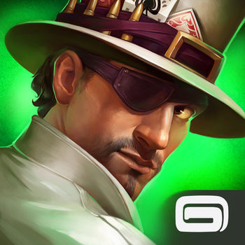 Six-Guns: Gang Showdown - For the first time ever on iPhone and iPad, you can explore a truly enormous and open frontier in a Wild West full of mystery, bandits and more…unnatural enemies. Play it for free: Make your enemies pay!Buck Crosshaw never shot a man who didn't deserve it, but now he's an outlaw who had to fake his own death and escape to Arizona. But in escaping one evil, Buck is about to face another, for an ancient and wicked force stirs in the hills of this mysterious region. A WILD FRONTIERFreely explore an open world set in Arizona and Oregon full of events, mystery and challenges for you to discover as you become completely immersed in the story and the action. But don't be fooled by this land's beauty - outlaws, vampires & many other unnatural foes lurk in every shadow.ACCEPT THE CHALLENGETake on 40 missions with a great variety of tasks for you to overcome. You'll race horses, take out robbers, fend off waves of enemies and more along the way!SADDLE UPIn this kill-or-be-killed land, you'll need to unlock all 8 different horses, 19 weapons and a wide selection of clothes, ammo and other items to help you on your journey.PLAY FOR FREEIt costs you nothing to download and play the game to the end!_____________________________________________Visit our official site at http://www.gameloft.comFollow us on Twitter at http://glft.co/GameloftonTwitter or like us on Facebook at http://facebook.com/Gameloft to get more info about all our upcoming titles.Check out our videos and game trailers on http://www.youtube.com/Gameloft Discover our blog at http://glft.co/Gameloft_Official_Blog for the inside scoop on everything Gameloft.Privacy Policy : http://www.gameloft.com/privacy-notice/Terms of Use : http://www.gameloft.com/conditions/End User License Agreement : http://www.gameloft.com/eula/