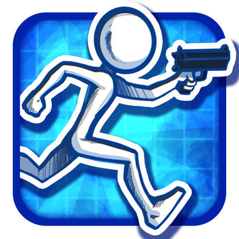 Sketchman - ??? Sketchman has more than 4 million downloads!! Thanks everyone!!???Lookout evil doers, Sketchman is here! Jump, double jump, glide and shoot your way through hordes of enemies and hazards in this new exciting runner!KEY FEATURES:? Crazy doodle art!? 6 weapons with more to come on future updates? Fast paced gameplay? Loads of missions to complete and earn coins? Classic boss fights? Game Center LeaderboardsBe the man! Be the Sketchman!
