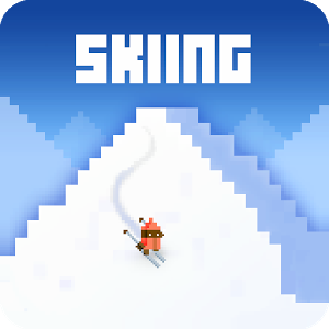 Skiing Yeti Mountain - Carve your way through hundreds of levels as you search for the elusive Yeti in Skiing Yeti Mountain.