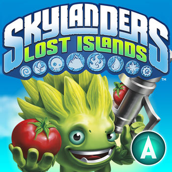 "Skylanders Lost Islands™ - ***More than 4 million downloads!*** Capture Evil. Unleash Good. Find new Trap Masters, other new Skylanders and Trappable Villains now in Skylanders Lost Islands™! Play for FREE as you explore the Skylands, build your own kingdom and embark on incredible quests with your Skylanders in this amazing new adventure.  More than a simple ""builder"" game, Skylanders Lost Islands™ is all about collecting and evolving your collection of Skylanders. As you progress, build up your islands  to unlock Skylanders and then send them on exciting quests and adventures to increase their rank. What's more, bring your physical Skylanders figures into the game! Unlock them and add them to your in-game collection for even more adventuring fun!Skylanders Lost Islands™ is easy to pick up and play, even if you haven't played Skylanders Spyro's Adventure®, Skylanders Giants™, Skylanders SWAP Force™, or Skylanders Trap Team™ . KEY FEATURES: o Build, evolve and customize Skylands islands of your own designo Unlock over 160 unique Skylanders and rank them up to help you in your goals including the brand new Skylanders Trap Team™ !  o Welcome new Companions to your islands and Trap Villains  to unlock their unique gameplay perks. o Help characters on your islands and earn rewards along the way as you send Skylanders on amazing adventures and feats! o Explore many islands full of surprise and mysteryo Level up through the game to unlock new items and customize your islandso Supports your physical Skylanders Spyro's Adventure®, Skylanders Giants™ Skylanders SWAP Force™, and Skylanders Trap Team™ toy collection — import them into the game to bring them to life in Skylanders Lost Islands™ o Amazing art and HD graphics optimized for the Retina displayo  Play with your friends via Facebook and Game Center to get exclusive rewards*o Play in English, French, German, Italian and Spanish languageso More features added all the time!o Play for FREE!*Due to privacy concerns, some features are not available to all users.Skylanders Lost Islands™ is completely free-to-play, but some in-game items can be purchased using real money. If you don't want to use this feature, please disable in-app purchases.Visit the Official Skylanders Lost Islands™ forums at: http://community.activision.com/community/activision/skylanders_lost_islandsNote: Version 2.0.0 and beyond not supported on iPhone 3GS, iPod Touch 3, iPod Touch 4, iPad 1,  or older devices. Be sure to also check out Skylanders Trap Team™, Skylanders Collection Vault™, Skylanders Cloud Patrol™, and Skylanders Battlegrounds™!  ©2012-2014 Activision Publishing, Inc. SKYLANDERS LOST ISLANDS, SKYLANDERS BATTLEGROUNDS, SKYLANDERS CLOUD PATROL, SKYLANDERS COLLECTION VAULT, SKYLANDERS SPYRO'S ADVENTURE, SKYLANDERS GIANTS, SKYLANDERS SWAP FORCE, SKYLANDERS TRAP TEAM and ACTIVISION are trademarks of Activision Publishing, Inc."
