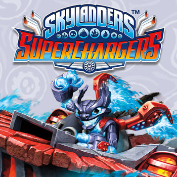 Skylanders SuperChargers - ***Note: Game requires iPad (3rd Gen), iPad (4th Gen), iPad Air, iPad Air 2, iPad Mini 3, iPad Mini 2 or iPad Mini, iPhone 6, iPhone 6 Plus, iPhone 5s, iPhone 5/5C, iPod Touch 6, iOS 8.4 or higher recommended, 3GB minimum storage, and Wi-Fi Connection.  iPad 2 or earlier not supported. Online features not supported on iPad (3rd Gen), iPad (4th Gen), iPad mini, and iPhone 5/5C. DRIVE EVIL CRAZYGet the full Skylanders® SuperChargers console video game experience on your iPad®, iPhone® and iPod touch®. Now you can Bring the Skylanders to Life® as well as Fly, Drive and Dive through Skylands. Experience the ultimate adventure for FREE with TWO Digital Skylanders SuperChargers: Instant Spitfire and Instant Hot Streak. Then continue your adventure by buying the STARTER PACK or purchase the full story adventure digitally through In-App Purchase. • Embark on an All New Wild Adventure• Fly, Drive and Dive Through Skylands with 3 Different Vehicle Types: Land, Sea & Sky • Ride Fast & Fully Armed in the New Skylanders Vehicles• Use SuperChargers to Modify Vehicle Parts to Boost Powers and Performance• Play with Friends in the NEW Online Multiplayer Race and Co-Op Modes• Challenge Yourself with Fun Mini Games  STARTER PACK (available at your local or online retailer)Buy the all new Skylanders SuperChargers STARTER PACK for iPad®, iPhone® and iPod touch® to continue the adventure with your Skylanders toys.  The STARTER PACK includes:• Full Adventure mode of the game to play on-the-go as well as 1 digital character and 1 digital vehicle – Instant Spitfire and Instant Hot Streak• Wireless Bluetooth® Portal of Power™• Wireless Bluetooth® Game Controller • Two Skylanders Figures – Spitfire and Sure Shot Stealth Elf• One Skylander Vehicle – Hot Streak• One Collection Poster• 5 AAA BatteriesDIGITAL OPTIONS (available through In-App Purchase)• Skylanders Academy (includes access to racing tracks, Skystones, elemental zones, and more!)• Full game (includes Skylanders Academy)• Sea Pack (includes Instant Dive-Clops Skylander and Instant Dive Bomber vehicle)• Sky Pack (includes Instant Super Shot Stealth Elf Skylander and Instant Stealth Stinger vehicle)• Land Racing Pack (includes 2 land racing tracks)• Sea Racing Pack (includes 2 sea racing tracks)• Sky Racing Pack (includes 2 sky racing tracks)COMPATIBLE WITH OVER 300 UNIQUE SKYLANDERS TOYS• Play as your favorite Skylanders (from any previous game) and use the new SuperChargers and vehicles to defeat Kaos and save Skylands! (STARTER PACK REQUIRED)CONTROLLER SUPPORT• Use Touch Screen Controls or the Skylanders® SuperChargers Wireless Bluetooth® Game Controller or connect your iOS-supported Game Controller for epic console play right on your iPad®, iPhone® or iPod touch®!___________________________________Check for the latest supported devices at: http://www.skylanders.com/apps/compatibility¯¯¯¯¯¯¯¯¯¯¯¯¯¯¯¯¯¯¯¯¯¯¯¯¯¯¯¯¯¯¯¯¯¯¯Skylanders® SuperChargers is free-to-play, but some in-game content can be purchased using real money. If you don't want to use this feature, please disable in-app purchases.  For online safety tips, visit Skylanders.com/parents.© 2015 Activision Publishing, Inc. SKYLANDERS, SKYLANDERS SUPERCHARGERS, BRING THE SKYLANDERS TO LIFE, PORTAL OF POWER and ACTIVISION are trademarks of Activision Publishing, Inc. All other trademarks and trade names are the properties of their owners.  Activision makes no guarantee regarding the availability of online play or features and may modify or discontinue online services in its discretion without notice, including for example, ceasing online service for economic reasons due to a limited number of players continuing to make use of the service over time.  Downloading the game and using the software constitutes acceptance of the Software License Agreement available at http://support.activision.com/license.