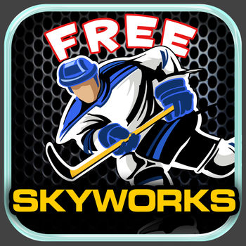 "Slapshot Frenzy™ Ice Hockey Free - Can't get enough of Hockey season?  Think you have what it takes to score top shelf?  Now, from Skyworks®, creators of the best quality and most fun sports games on the iPhone/iPod touch, comes another addictive masterpiece, SLAPSHOT FRENZY™ FREE.With SLAPSHOT FRENZY FREE, test your one-timing skills to see if you can get the biscuit between the pipes.  In Free Skate Mode, you have two minutes to practice your shots without defenders.  UPGRADE TO THE FULL VERSION TO GET THESE GREAT FEATURES:- FREE SKATE MODE: No defenders so you can practice your techniques.- CLASSIC MODE: 3 periods of 2 on 2 Hockey.- SOUND AND MUSIC VOLUME CONTROLS- LOCAL HIGH SCORE BOARDS- GLOBAL HIGH SCORE BOARDS: Compete against players from around the world!After you play SLAPSHOT FRENZY, try other top selling SKYWORKS arcade-style games like WORLD CUP TABLE TENNIS™, ARCADE BOWLING™, ARCADE HOOPS BASKETBALL™ and WORLD CUP AIR HOCKEY™, or football games like SPEEDBACK™ or FIELD GOAL FRENZY™. Or just search for ""SKYWORKS"" in the App Store search bar to find your favorite games, and have fun!Look for more new games from Skyworks COMING SOON! www.Skyworks.comSkyworks – Find your Game!"